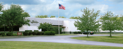 Our latest 38,000 sq. ft. manufacturing facility built in 2001 shown below. We have also invested in the latest equipment to serve you better both now and in the future.