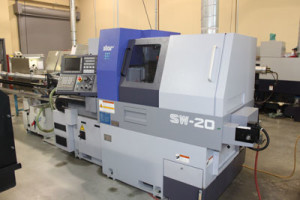 Computer controlled equipment and the latest techniques allow for less material waste, higher precision and lower per piece costs.